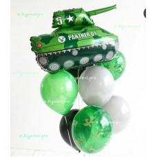 """Набор из воздушных шаров """"Моему Защитнику! №11"""