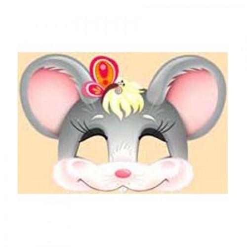Маска на голову мышка своими руками