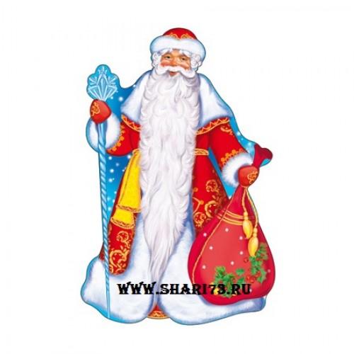 4. Голова и борода Деда Мороза