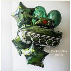 """Набор из воздушных шаров """"За Родину"""""""